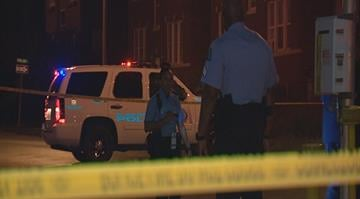 St. Louis Police are investigating after four people were shot and listed in serious condition in north St. Louis early Sunday morning. By Stephanie Baumer