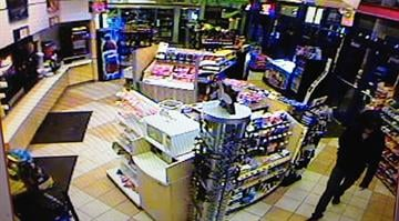 Police are searching for a suspect after an armed robbery in Jefferson County early Tuesday morning. By Stephanie Baumer