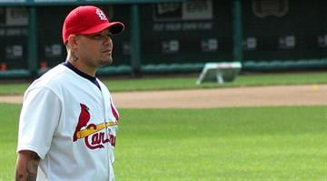 Yadier Molina By Bryce Moore