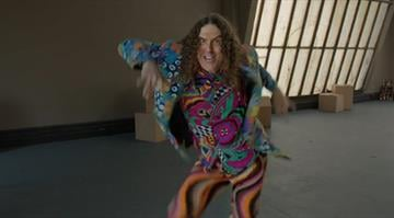 """""""Weird Al"""" Yankovic is at it again and this time he is doing a parody of Pharrell's mega-hit """"Happy"""". By Stephanie Baumer"""