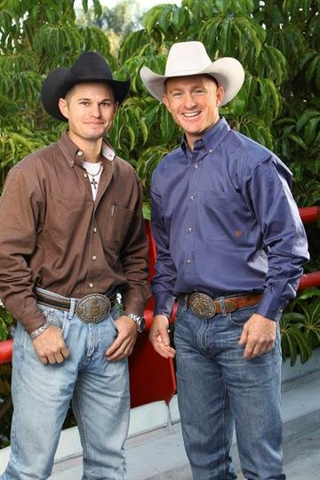 Jet McCoy, 31, is from Ada, Oklahoma and is a cowboy. In season 16, he competed along side his brother Cord. Cord McCoy, 30, is from Tupelo, Oklahoma and also works as a cowboy. By MONTY BRINTON