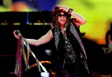 Steven Tyler performs during the iHeartRadio music festival on Saturday, Sept. 24, 2011, in Las Vegas. (AP Photo/Chris Pizzello) By Chris Pizzello