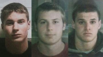 Robin Wilson, 18, Kyle Hussey, 18, and Joshua Wilcockson,17, have been charged with  Burglary 2nd degree and Conspiracy to commit burglary after a senior prank caused extensive damage to the Troy Buchanan High School. By Bryce Moore