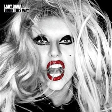 In this CD cover image released by Interscope Records, the latest release by Lady Gaga, ?Born This Way?, is shown. (AP Photo/Interscope records) By KMOV Web Producer