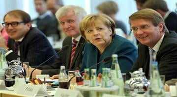 Why Angela Merkel called Obama to complain.  Germany says it received information that the U.S. may have targeted the chancellor's cellphone. By Sean Gallup