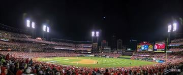 Busch Stadium during the 2013 World Series (Zach Dalin, BaseballStL) By Bryce Moore