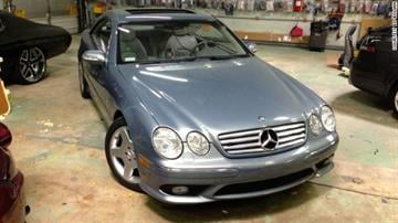 Bolian chose a Mercedes-Benz CL55 AMG for the dash. It offered a combination of gas mileage and performance the team needed to break the record. By Belo Content KMOV