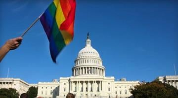 Anti-gay bias bill progresses in Senate.  By a 61-30 vote, lawmakers agree to move ahead on legislation to prohibit workplace discrimination against gay, bisexual and transgender Americans. By Carlos Otero