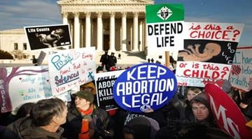 Why Supreme Court may again be drawn into abortion fray.  A flurry of new state regulations increases the likelihood that the issue will make its way to the high court. By Chip Somodevilla