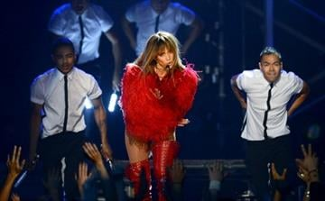 LAS VEGAS, NV - MAY 19:  Singer Jennifer Lopez performs onstage during the 2013 Billboard Music Awards at the MGM Grand Garden Arena on May 19, 2013 in Las Vegas, Nevada.  (Photo by Ethan Miller/Getty Images) By Ethan Miller