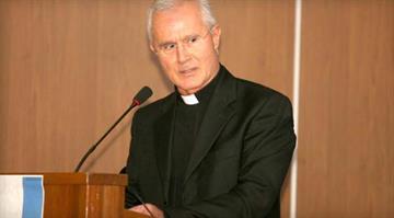 An undated photo of Monsignor Nunzio Scarano in Salerno, Italy. By Brendan Marks