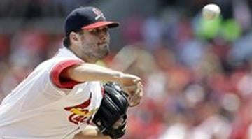 Lance Lynn won his 11th game of 2013 as the Cards swept the Marlins Sunday. By Jeff Roberson