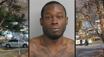 Rashidi Greer, 21, was arrested and charged with domestic assault, armed criminal action, unlawful use of a weapon and posession of drug paraphernalia. By Dan Mueller