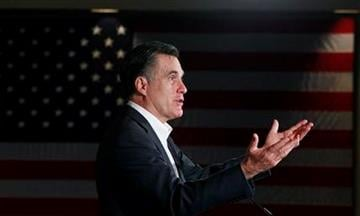 Republican presidential candidate, former Massachusetts Gov. Mitt Romney, campaigns in Hilton Head, S.C., Friday, Jan. 13, 2012. (AP Photo/Charles Dharapak) By Charles Dharapak