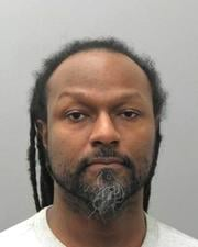 Larry Bradley, 37, has been charged with unlawful use of a weapon and unlawful use of a concealed firearm after he was accused of holding a woman at gunpoint inside a Creve Coeur apartment and forcing her to perform various sex acts. By KMOV Web Producer