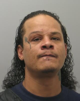 Albert Hunter, 43, is suspected of abducting a 2-year-old girl from a Bridgeton, Missouri motel. By Eric Lorenz