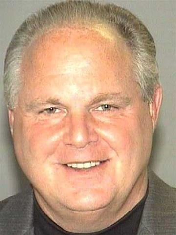Rush Limbaugh is seen in this April 2006 mug shot in Palm Beach County. Limbaugh was charged with doctor shopping. By KMOV Web Producer