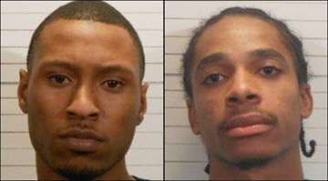 Teryun Jackson and Marlon Jackson were both charged with aggravated battery and mob action after an attack on a third inmate at the St. Clair County Jail. By KMOV Web Producer