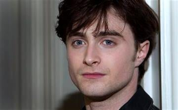 British actor Daniel Radcliffe poses for photographs, Friday, Nov. 12, 2010, following an interview with the Associated Press to discuss his role in Harry Potter and the Deathly Hallows Part 1. (AP Photo/Joel Ryan) By Joel Ryan