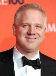 FILE - In this May 5, 2009 file photo, conservative talk show host Glenn Beck attends the Time 100 Gala, a celebration of TIME Magazine's 100 most influential people in the world in New York. (AP Photo/Evan Agostini, file) By Evan Agostini