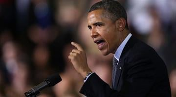 Obama pushes Wall Street reform--Again.  His latest prodding comes three years after he signed a sweeping overhaul of financial rules. Execution of the law is way behind schedule. By KMOV Web Producer