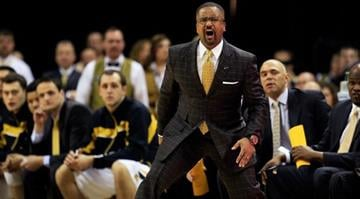 Head coach Frank Haith hopes for better results in the school's second season in the SEC