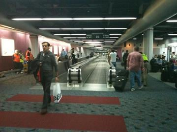 Concourse D reopens Monday morning By KMOV Web Producer