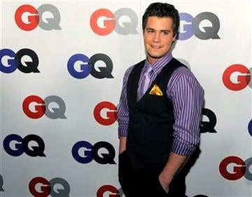 "Levi Johnston arrives at the 2009 GQ ""Men of the Year"" party in Los Angeles, Wednesday, Nov. 18, 2009. (AP Photo/Chris Pizzello) By Chris Pizzello"