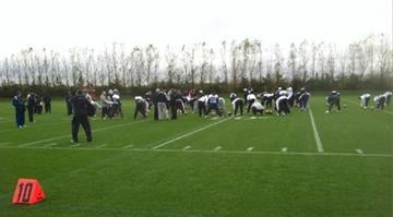 The St. Louis Rams hit the practice field in London on Thursday as the team prepared to face the New England Patriots this weekend at Wembley Stadium. By Belo Content KMOV