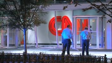 A driver crashed a car through the lobby of the CNN Center early Friday morning. By Stephanie Baumer