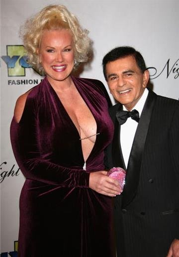 BEVERLY HILLS, CA - FEBRUARY 25:  Casey Kasem (R) attends the 17th Annual Night Of 100 Stars Oscar Gala held at the Beverly Hills Hotel on February 25, 2007 in Beverly Hills, California.  (Photo by Chad Buchanan/Getty Images) By Chad Buchanan