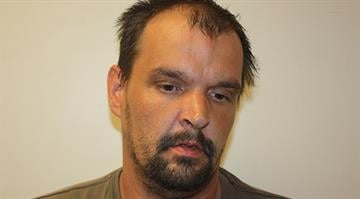 William Wellmon, 36, faces charges after a single-vehicle wreck in Marissa, Ill. in late April killed his passenger. By Brendan Marks