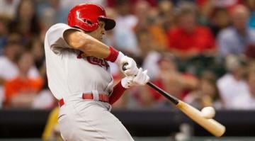 Scorching hot Jon Jay is one of the reasons why the Cards have won 8 of the past 10 By John Bailey