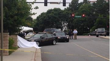 A baby has died after reportedly being left in a hot car in Cobb County. (Credit: Chris Peters) By Brendan Marks