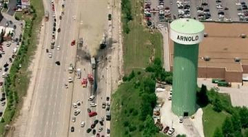 Two separate wrecks caused a traffic mess on Interstate 55 on Thursday. In one of the accidents, a person was killed when two semi trucks collided on northbound I-55 near Hwy. 141. By Brendan Marks