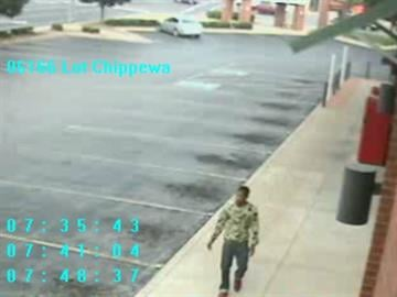 Police say the suspect is wanted for a robbery on June 9 at the Southtown Centre parking lot in the northeast corner of Kingshighway and Chippewa. By Stephanie Baumer