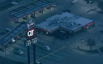 Gas falls well below $2 a gallon at this QT in Jefferson County, Missouri By Daniel Fredman