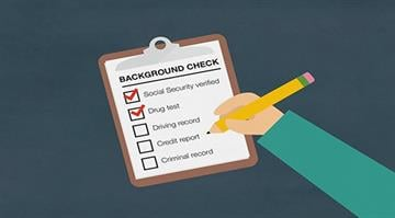 Potential employers may not conduct a background check on you without your written consent. And they typically won't do one unless you're a top candidate for the job. By Stephanie Baumer