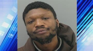 Patrick Newton was arrested for allegedly vandalizing vehicles in Normandy. By Stephanie Baumer