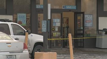 An attempted robbery suspect was urgently transported to a local hospital after he was shot inside a South City Walgreens Wednesday morning. By Stephanie Baumer