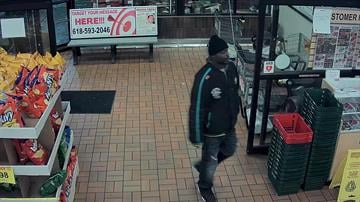 Anyone who recognizes this individual or has information on the incident is urged to call CrimeStoppers at 866-371-TIPS. By Stephanie Baumer