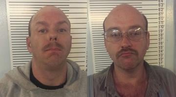 Rusty Baker and Dusty Baker, of Matthews, have been charged with receiving stolen property and altering or removing a number to deprive the owner. They allegedly stole an excavator from a cemetery that is used to dig graves By KMOV.com Staff