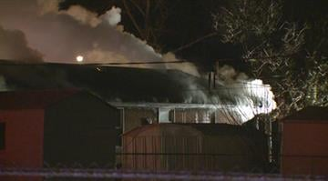 Fire crews responded to a home in the 1500 block of Karin around 4:45 a.m. By Stephanie Baumer