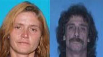 Police believe 37-year-old Terracotta Marie Warren (left) and 48-year-old William R. Wolfe (right) my have taken Warren's 1-month-old son, Takoda Ryder Will Ray Wolfe By KMOV.com Staff