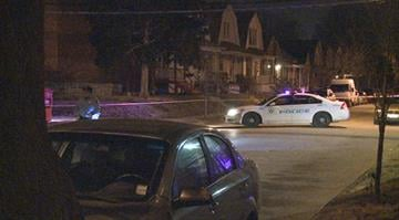 Police say a man was leaving a bar in the Bevo Mill neighborhood when he was shot in the arm and leg Monday night. By Stephanie Baumer