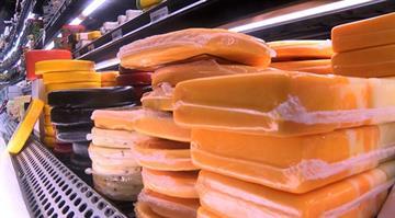 Cheese is banned in Bainbridge Island, Washington, before Sunday's NFC Championship Game By Stephanie Baumer