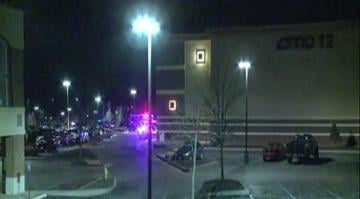 A man was found dead of a gunshot wound in the parking lot of the AMC 12 on Olive near Lindbergh around 11:45 p.m. By Stephanie Baumer