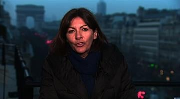 "Paris Mayor Anne Hidalgo spoke to CNN Tuesday, Jan. 20, 2015, about her plans to sue Fox News in the wake of the channel's coverage of supposed ""no go"" zones for non-Muslims. By Stephanie Baumer"