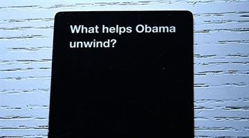CNN took Cards Against Humanity to members of Congress before the State of the Union Tuesday, Jan. 20, 2015. By Stephanie Baumer