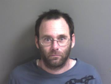 Kyle Pelton, 39, was charged with felony stealing and felony property damage for his involvement in stealing several thousand feet of AT & T owned cable. By Sarah Heath